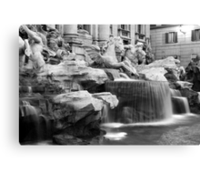 Trevi Fountain Canvas Print