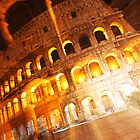 Ghosts Of The Colosseum by Adrian Alford Photography