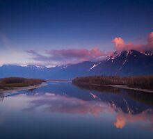 British Columbia by Eti Reid