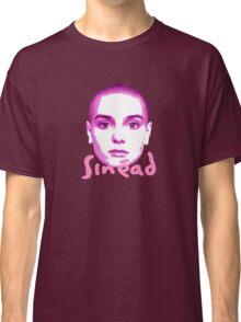 sinead o'connor - face Classic T-Shirt