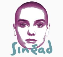 sinead o'connor - face Kids Clothes