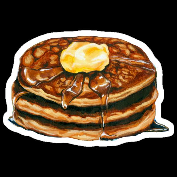 Pancakes by Kelly  Gilleran