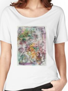 Visual Language Women's Relaxed Fit T-Shirt