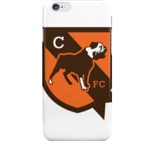 cleveland brown iPhone Case/Skin