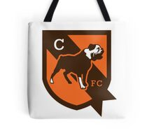 cleveland brown Tote Bag