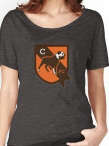 cleveland brown Women's Relaxed Fit T-Shirt