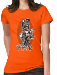 monster loves toys Womens Fitted T-Shirt