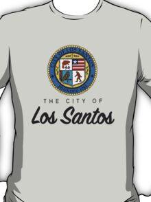 City of Los Santos Emblem T-Shirt