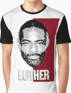 DCI John Luther Graphic T-Shirt