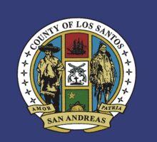 Los Santos County - San Andreas by slitheenplanet