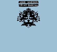 """Joss Whedon Is My Shrink"" - Dark T-Shirt"