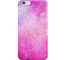 Abstract Pink iPhone Case Lovely Cool New Grunge Texture iPhone Case/Skin