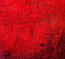 Abstract Red iPhone Case Lovely Cool New Grunge Texture by Denis Marsili - DDTK
