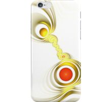 Yellow Connection iPhone Case/Skin