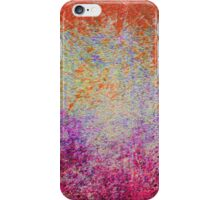 Abstract iPhone Case Colorful Cool New Grunge Texture Vintage iPhone Case/Skin