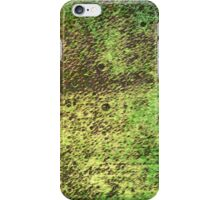 Abstract iPhone Case Green Cool New Grunge Texture Vintage iPhone Case/Skin