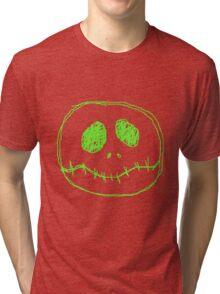 zip Tri-blend T-Shirt