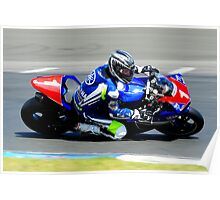 Kevin Curtain #1 | FX Superbikes Rd5 | 2013 Poster