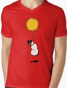 snowman hangs himself T-Shirt