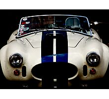 The Exotic of Speed Photographic Print