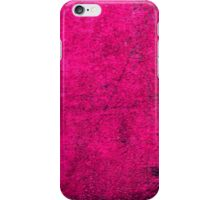 Abstract iPhone Case Magenta Cool Retro New Grunge Texture iPhone Case/Skin