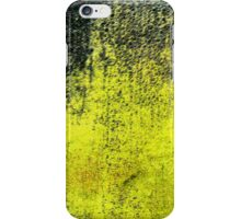 Abstract iPhone Case Yellow Cool New Grunge Texture iPhone Case/Skin