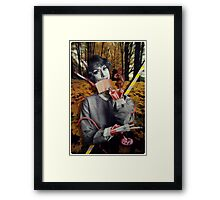 The Fall Framed Print