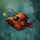 Just a fish by Alexander Skachkov