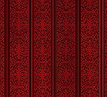 Red background by AhaC