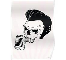 Skull n' Tones Poster