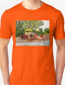 Maui Guard Tower...................... Unisex T-Shirt