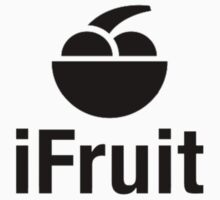 iFruit - black version by blacksmoke