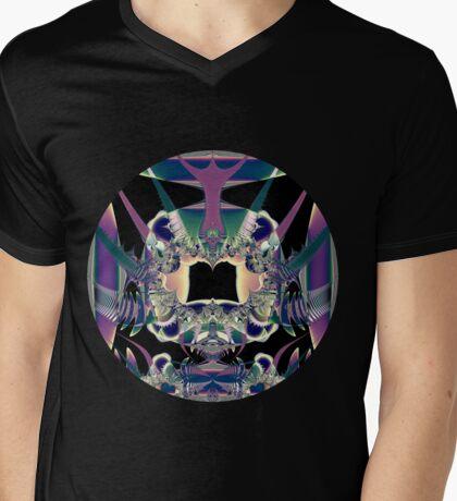 Dark Fantasy Mens V-Neck T-Shirt