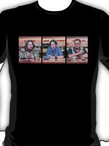 Lebowski Triptych T-Shirt