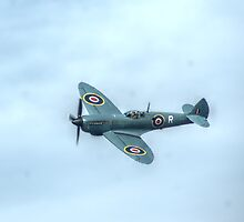Spitfire! by Stephen Hall