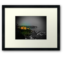 View of Tropea Framed Print