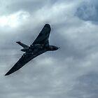 Vulcan Bomber by Stephen Hall