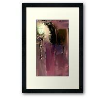 Deep Russet Framed Print
