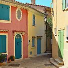 Late summer in Bormes Les Mimosas, Provence, France by 7horses