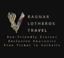 Ragnar Lothbrok Travel T-Shirt