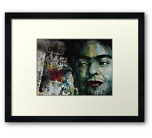 I Never Painted Dreams I Painted My Own Reality Framed Print