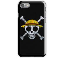 One Piece Straw Hat Pirates Logo iPhone Case/Skin