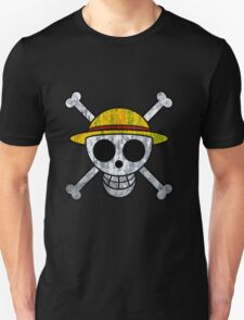 One Piece Straw Hat Pirates Logo T-Shirt