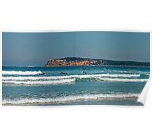 Aussie Surf Poster