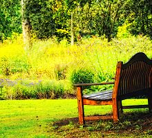 Come and sit with me. by Karen  Betts