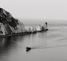 The Needles by melbertmole