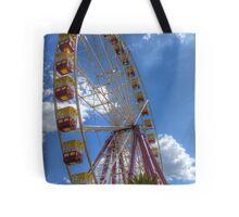 The Big Wheel 2 Tote Bag