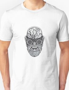 Head in the glasses. T-Shirt