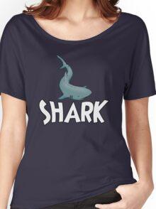 Shark Women's Relaxed Fit T-Shirt