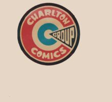 Charlton Comics Logo by Elephantman